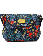Pretty Nylon Maddy Botanical Print - Small Cosmetic $249.00
