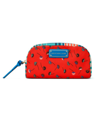 COATED A Landscape Cosmetic Pouch