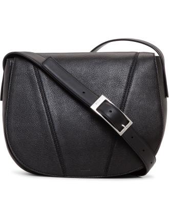 Modern V Shoulder Bucket Bag