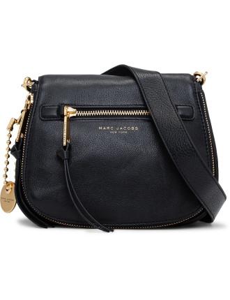 Recruit Small Saddle Bag Handbags