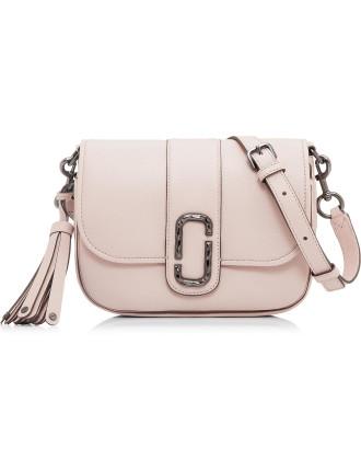 Interlock Small Courier Shoulder Bag