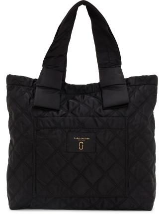 Nylon Knot Tote Bag