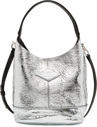 CAMDEN MINI METALLIC SHOPPER