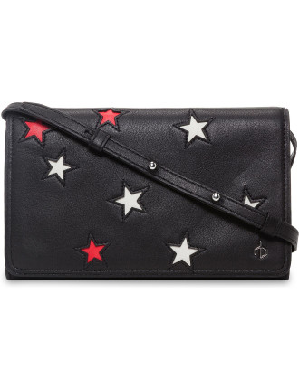 CROSS BODY WALLET