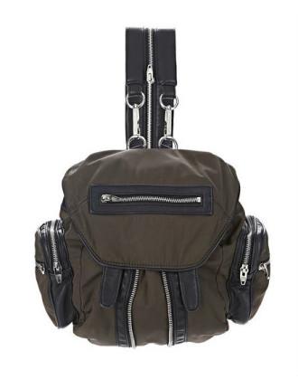 Marti  Military Nylon Backpack