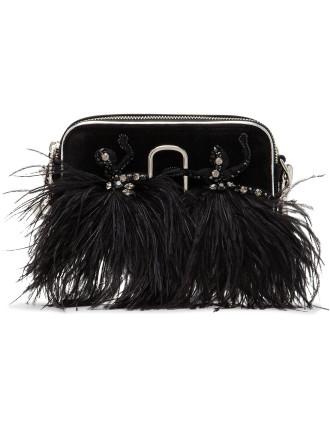 Snapshot Velvet Small Camera Bag