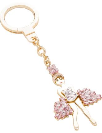 Jeweled Showgirl Key Fobs