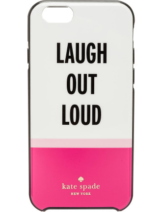 Laugh Out Loud Iphone 6 Case