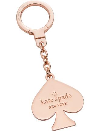 Spade Key Fob