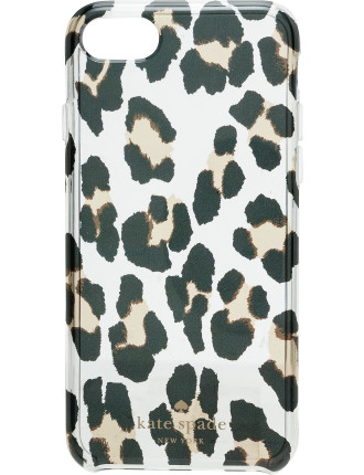 Leopard Clear - 7 Iphone Cases