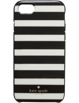 Stripe W/ Foil - 7 Iphone Cases