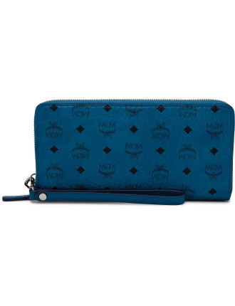 Clauszip Around Lrg Wallet Wristlet
