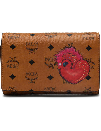 New Year Series 3 Fold Med Wallet