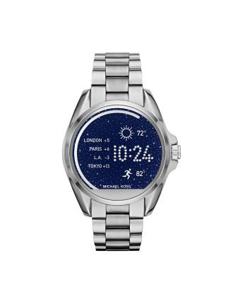 Bradshaw Stainless-Steel Display Watch
