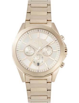 Drexler Gold-Tone Watch
