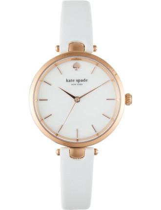 Holland White Watch