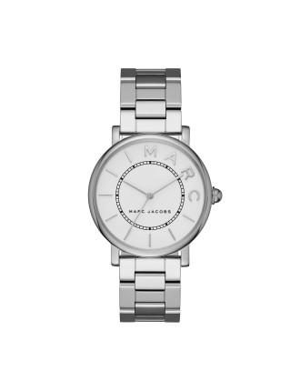 Roxy Silver-Tone Watch