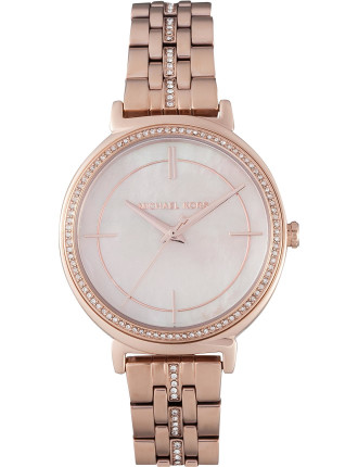 Cinthia Rose Gold-Tone Watch