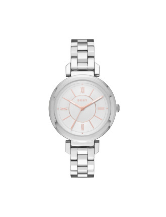 Ellington Silver-Tone Watch