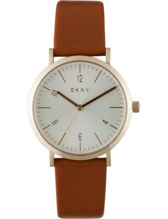 Minetta Brown Watch