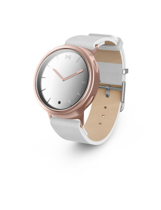 Phase White Hybrid Smartwatch