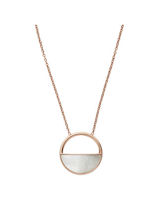 Elin & Mother Of Pearl Necklace