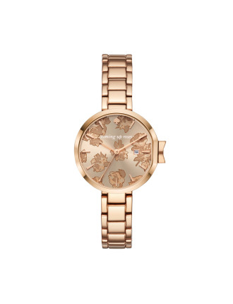 Park Row Rose Gold Watch