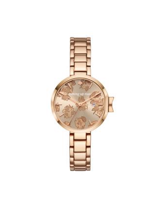 Park Row Rose Gold Watch