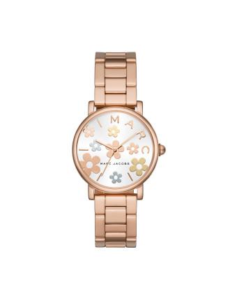 Classic Rose Gold Watch