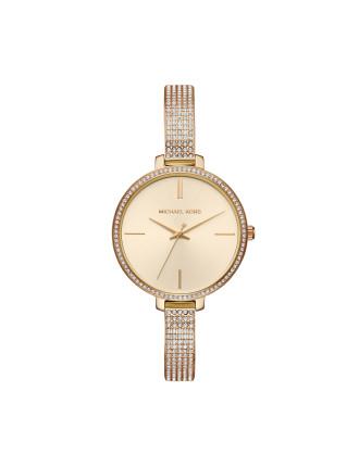 Jaryn Gold Watch