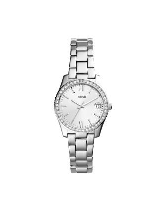 Scarlette Silver Watch