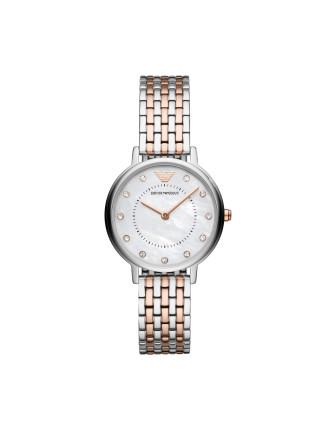Kappa Silver Watch