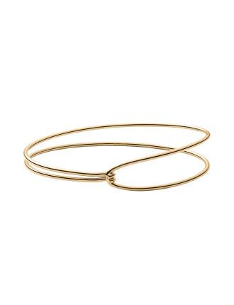Anette Stainless Steel Gold-Tone Bracelet
