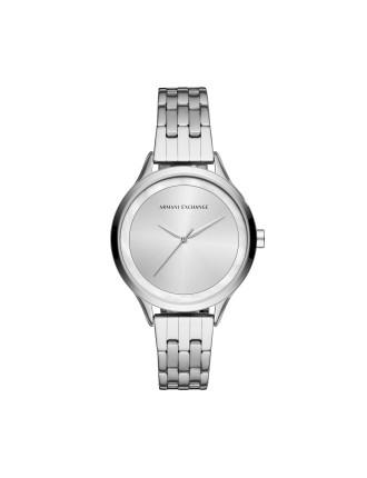 Harper Silver Watch