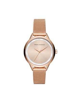 Harper Rose Gold Watch