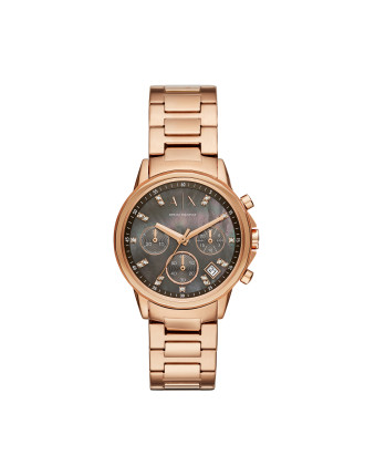 Lady Banks Rose Gold Watch