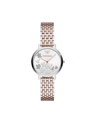 Kappa 2-Tone Watch