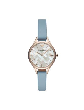 Aurora Blue Watch