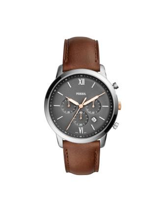 Neutra Chrono Brown watch