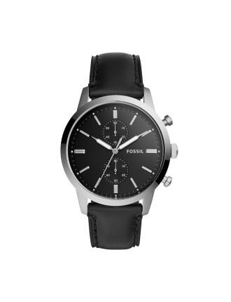 44Mm Townsman Black Watch
