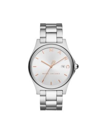 Henry Silver Watch