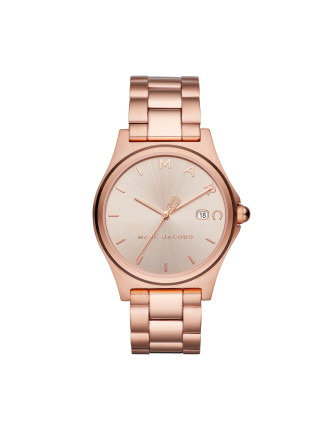 Henry Rose Gold Watch