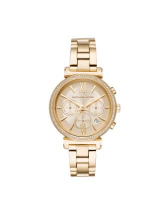 Sofie Gold Watch