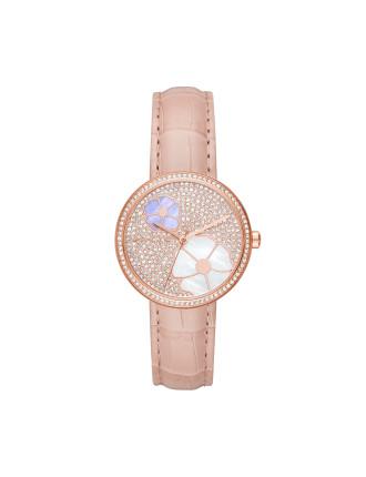 Courtney Pink Watch