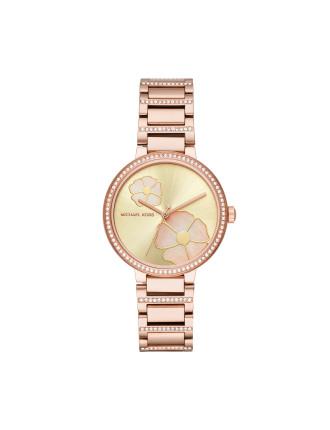 Courtney Rose Gold Watch