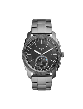 Q Machine Grey Hybrid Smartwatch