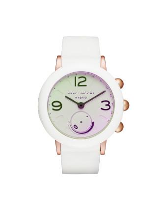 Riley Hybrid White Hybrid Smartwatch