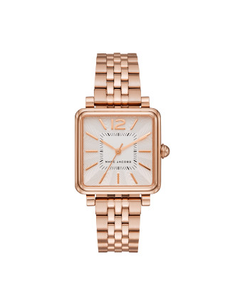 Vic Rose Gold Watch