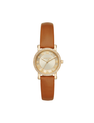 Petite Norie Brown Watch