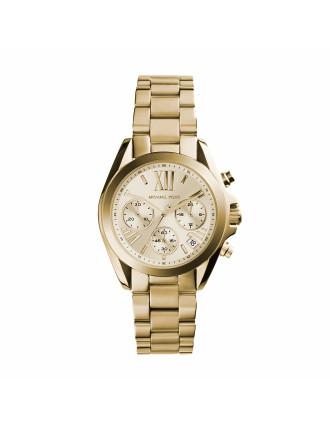 Bradshaw Gold Tone Watch